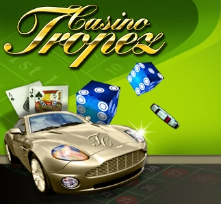 Casino Tropez releases eight new Playtech games; LuckyVegas77 announces new bonuses