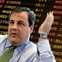 Christie signs New Jersey sports betting law, federal court challenge next step
