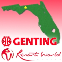 As Florida ponders revisions to casino bill, Genting builds second Filipino casino