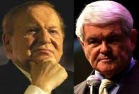 Gingrich and Adelson