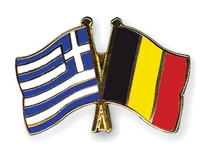 Greece and Belgium