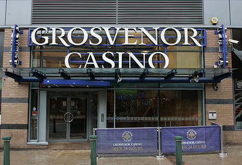 Rank in talks to acquire Gala Coral casinos
