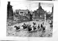 horse racing rome