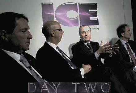 Summary Video: Day 2 of ICE 2012