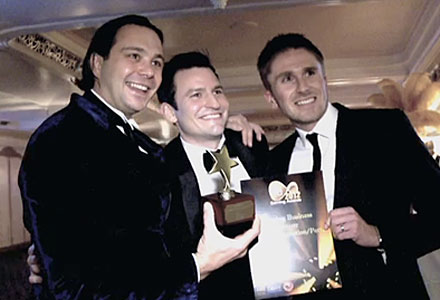 International Gaming Awards (IGA) 2012 Summary