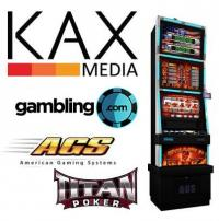 KAX Media AGS Titan Poker