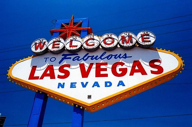 Vegas revenues up