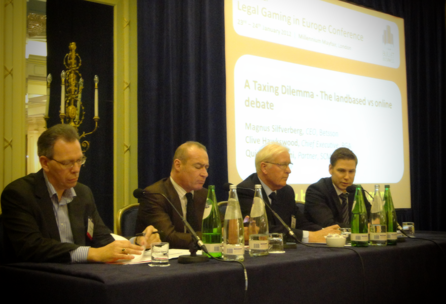 Legal Gaming in Europe Conference Highlights