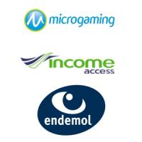 microgaming income access endemol