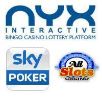 NYX Sky Poker All Slots