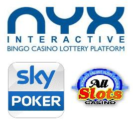 NYX Gaming Group launches LeoVegas; All Slots announce mobile offering; Sky Poker celebrate poker event