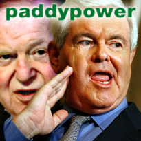 Paddy Power regret Romney payout; Gingrich gets $5m more from Adelson