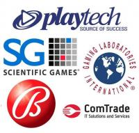 playtech scientific games comtrade GLI