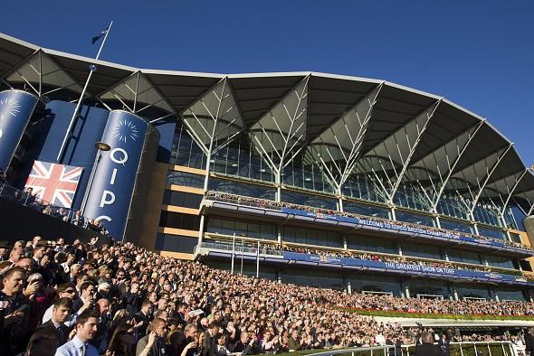 Horseracing attendances top six million