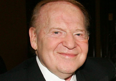 Adelson hires lobbyist in Mass; Atlantic City casinos embracing drinkin; Revel Casino opening date set