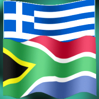 Greek privatization continues; South African gambling survey released