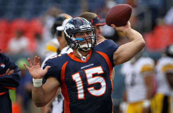 Tebow may find consolation in a firework