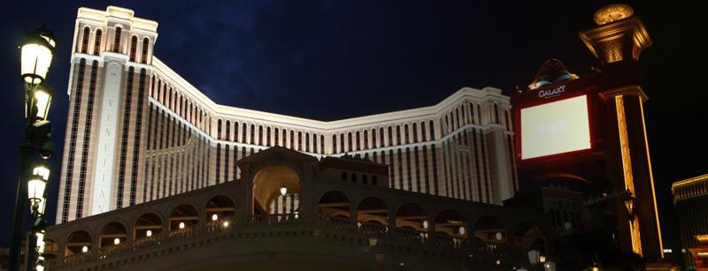 The Venetian and Galaxy Macau