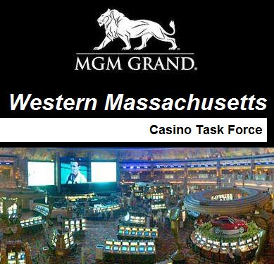 Western Massachusetts Casino Task Force dwindles as MGM eye up casino plot