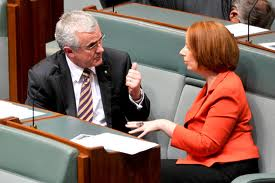 Wilkie and Gillard