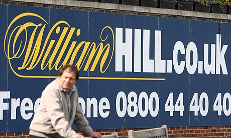 Hills looking beyond the UK in future; Inspired exclusive supply deal with William Hill shops; Lads get US deal