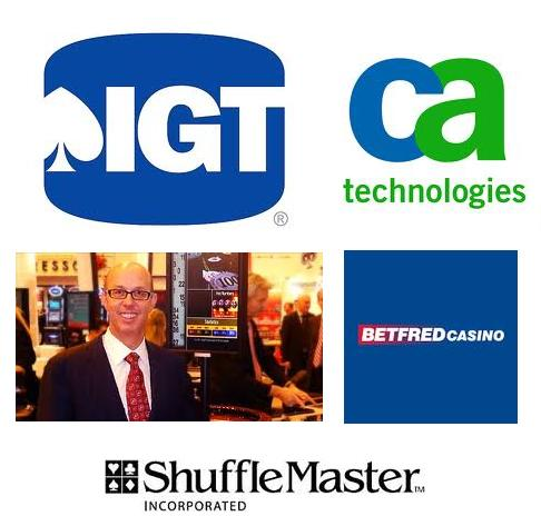 IGT Shufflemaster BetFred