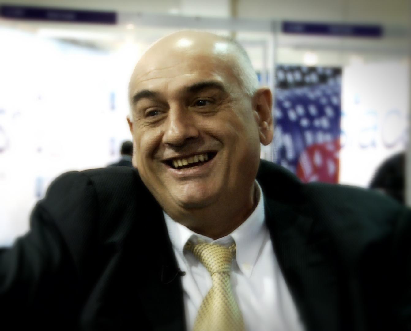 Joe Pisano CEO of Jade Gaming