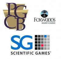 Pennsylvania Foxwoods Resorts Scientific Games