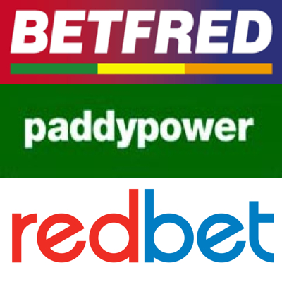 Betfred.com pays out millions; Paddy Power ad stays on C4; Redbet revenues up at year end
