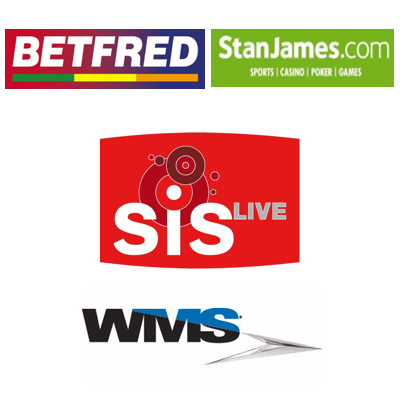 Betfred and Stan James Kickoff; SIS launches silky offering; WMS Gaming starts socialising