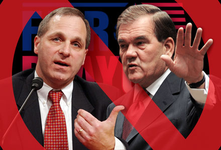 Poker Players can't trust Louis Freeh and Tom Ridge