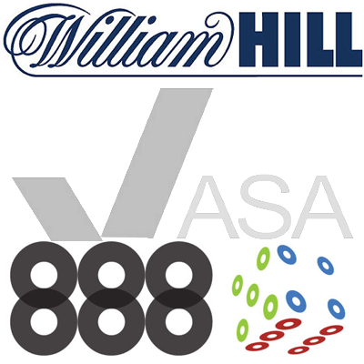 Hills ad complaint thrown out; 888 seductive ad banned; Arrests made as bookmakers are robbed