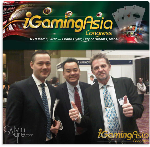 iGaming Asia Congress 2012