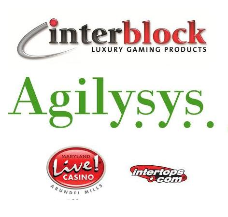 Interblock signs Organic Twin deal; Agilysys selected by Maryland Live! Casino