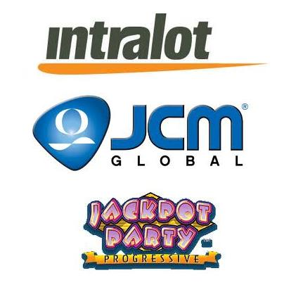 Intralot JCM GLlobal JackpotParty