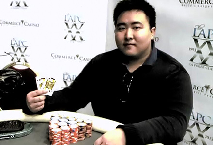 L.A. Poker Classic 2012 High Roller Event Day 2 Video