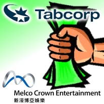 Melco Crown Q4 profit soars; Tabcorp H1 in the black; Tote Tasmania staff on edge