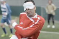 Paddy Power advert blind man