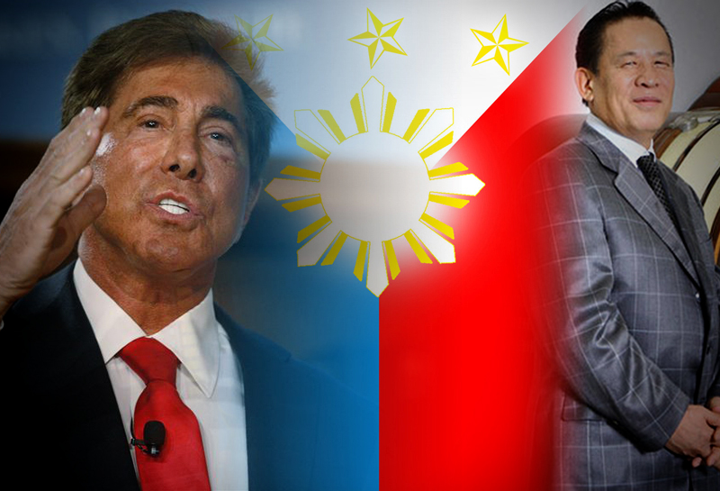 Philippines House Committee approves motion to ban Steve Wynn