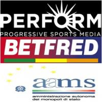 Perform Betfred AAMS