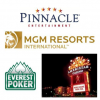 Pinnacle Entertainment post record results; MGM Resorts enters deal with Ameristar Casinos; Everest Poker announce prize packages