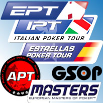 EPT Deauville final table set; live poker tournament news roundup
