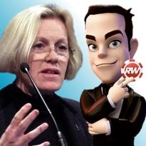 Lib Dem MP Tessa Munt slams pop star Robbie Williams over online poker site