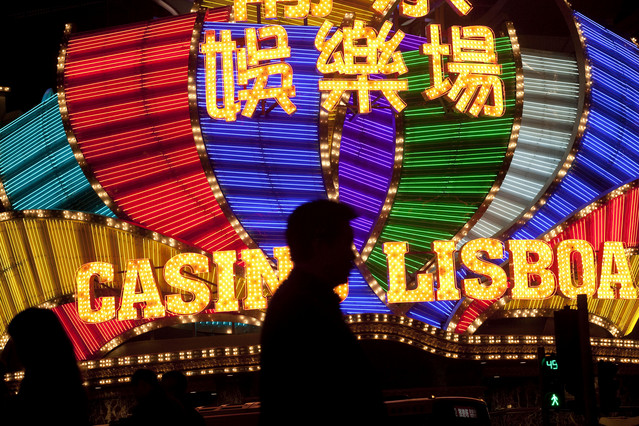 Sands hands out huge jackpot; SJM Cotai expansion plans almost ready