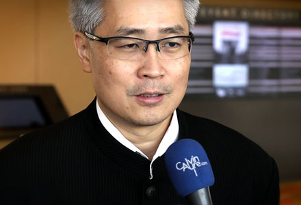 Tony Tong interview about junket regulation in Macau video