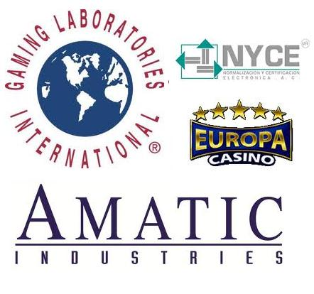 GLI and NYCE to hold Mexican gaming industry meeting; Europe loves Amatic Industries; Europa Casino celebrates 8 years online