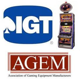 IGT goes live with Cloud in Estonia; Study shows Aristocrat has the best game system; AGEM approve new memberships