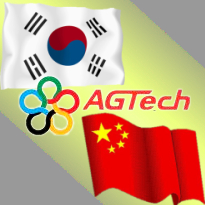 AGTech expands Lucky Racing; China busts gangs; South Korean card cheats