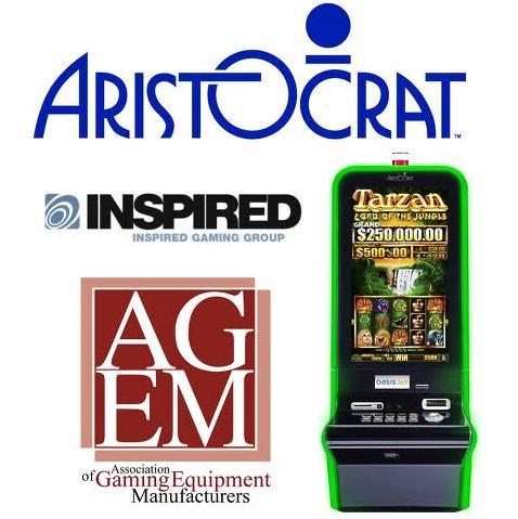 Aristocrat Technologies launch Tarzan sequel slot; Inspired Gaming Group preps for VLT show; AGEM Index climbs