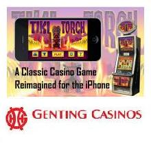 Aristocrat Technologies launches 13th iPhone game; Genting casinos' paddy promo